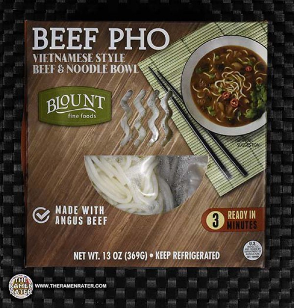 Blount Beef Pho Vietnamese Style Beef & Noodle Bowl – United States
